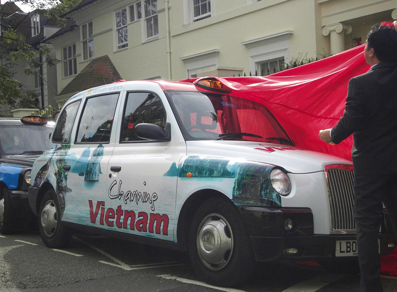 Vietnam unveiling
