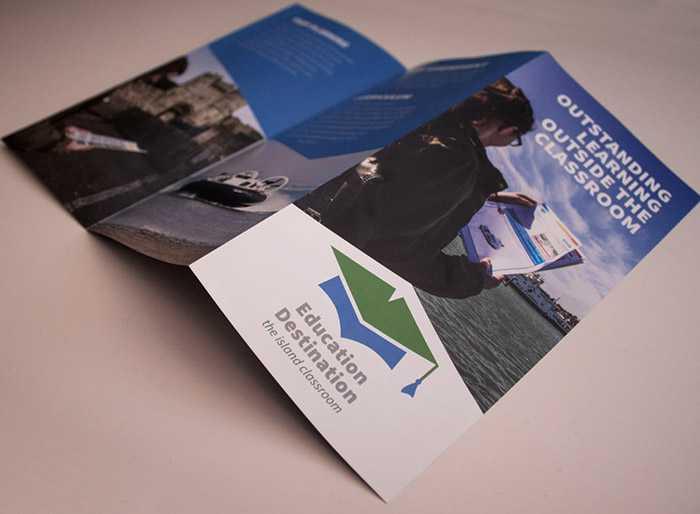 Education destination Leaflet