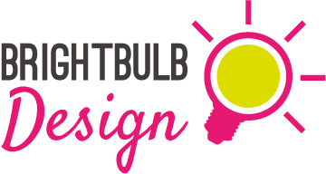 Brightbulb design Logo mobile retina