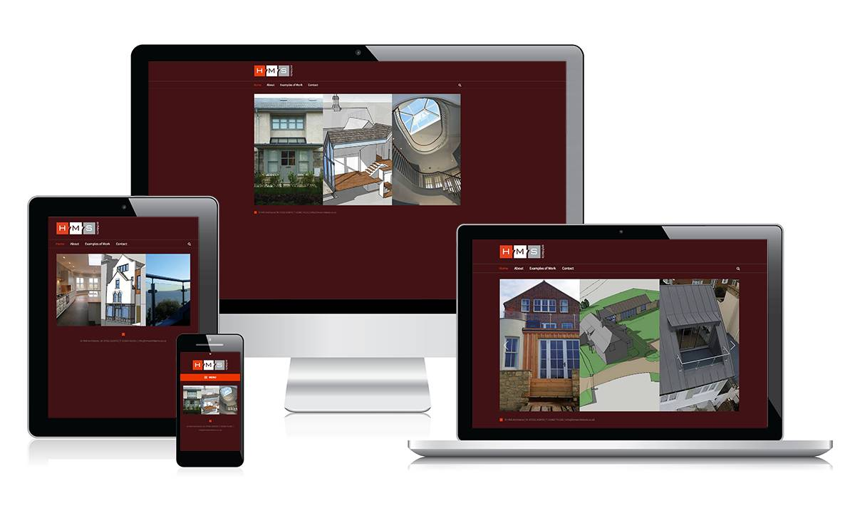 HMS Architect responsive design