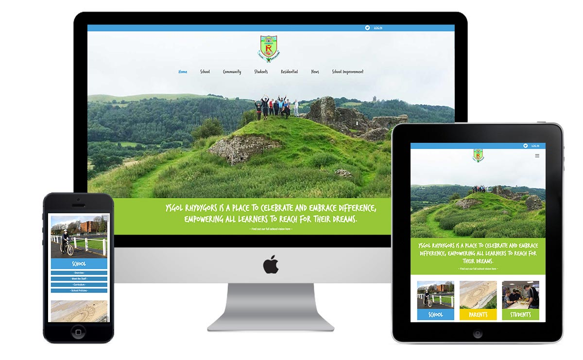 rhydygors primary school website