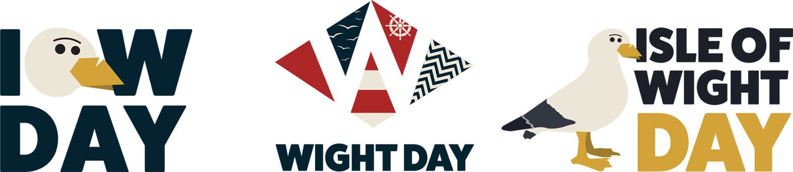 Isle of Wight day initial concepts