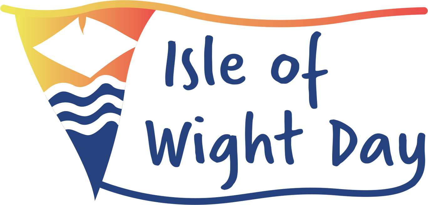 Isle of wight day logo by brightbulb