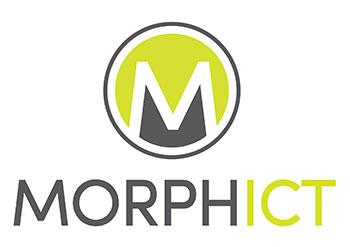 morph ict logo