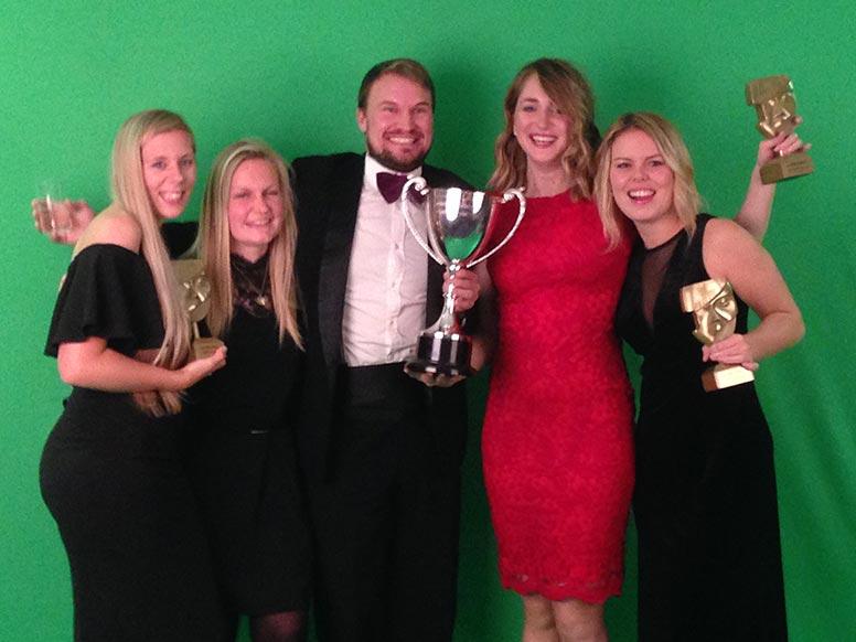 Tapnell farm award winners