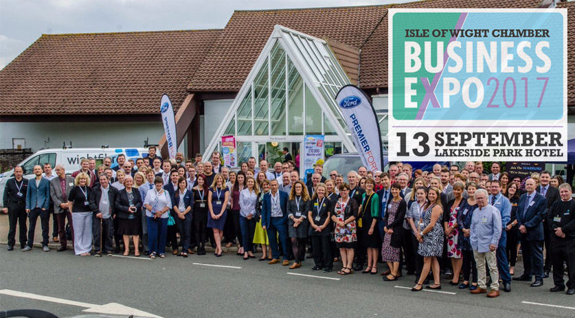 Brightbulb at the business expo