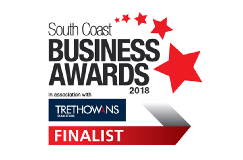 South Coast Business Awards nomination