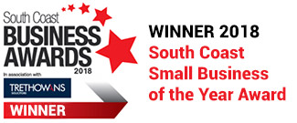 South Coast Small Business of the Year Award